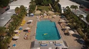 St. Pete Beach, Florida Video of the Unique PostCard Inn